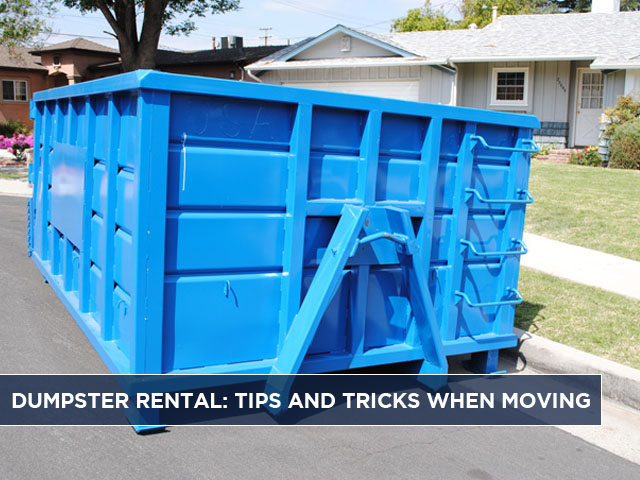 Dumpster Rental: Tips and Tricks when Moving – ABH ...