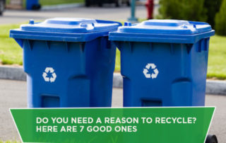 Do You Need A Reason To Recycle? Here Are 7 Good Ones